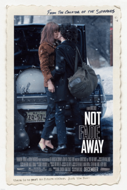 NOT FADE AWAY HD iTunes DIGITAL COPY MOVIE CODE (DIRECT IN TO ITUNES) USA CANADA