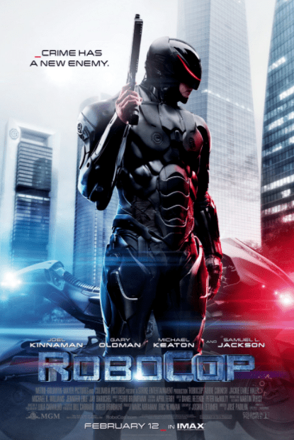 ROBOCOP (2014) GOOGLE PLAY DIGITAL MOVIE CODE ONLY (DIRECT IN TO GOOGLE PLAY) CANADA