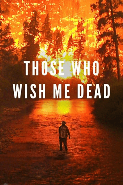 THOSE WHO WISH ME DEAD GOOGLE PLAY DIGITAL MOVIE CODE ONLY (DIRECT IN TO GOOGLE PLAY) CANADA