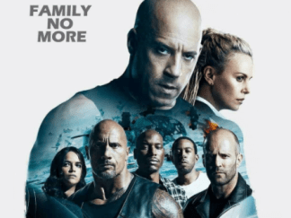FATE OF THE FURIOUS 8 / FAST & THE FURIOUS 8 THEATRICAL EDITION HD GOOGLE PLAY DIGITAL COPY MOVIE CODE (DIRECT IN TO GOOGLE PLAY) CANADA