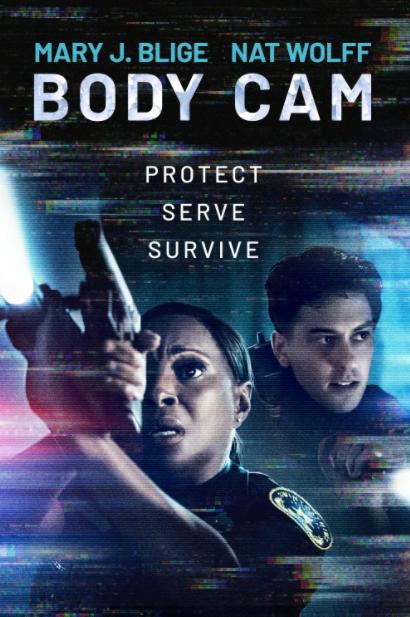 BODY CAM HDX VUDU or HD iTunes (USA) / HD iTunes (CANADA) DIGITAL COPY MOVIE CODE (READ DESCRIPTION FOR REDEMPTION SITE)