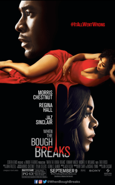 WHEN THE BOUGH BREAKS HD GOOGLE PLAY DIGITAL COPY MOVIE CODE (DIRECT IN TO GOOGLE PLAY) CANADA