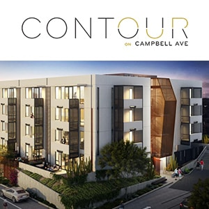 Contour on Campbell Ave