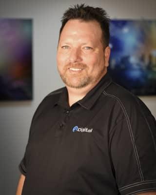 Jefferson Fjeld, Service Manager | Digital