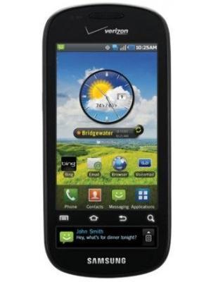 Samsung Continuum I400 Review