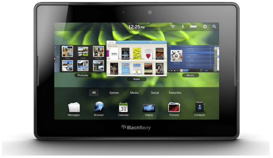 Blackberry Playbook Must Have Gadget 2011
