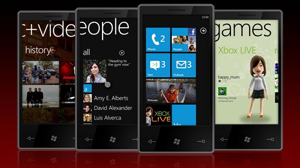 Windows Phone 7 Comparison