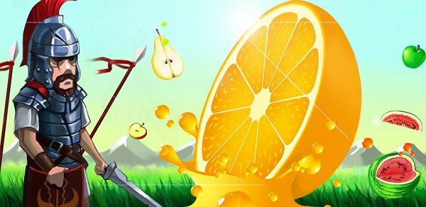 Fruit Slice Best Android Games 2011