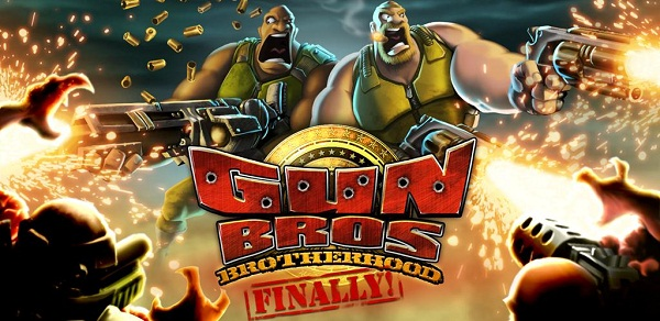 Gun Bros Best Android Games 2011