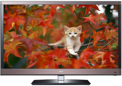 LG 42LW5700 3D HDTV 42 Inches TV
