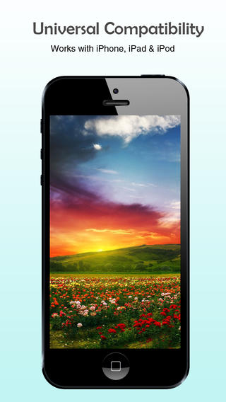 Iphone App Review Get Latest Hd Wallpapers On Iphone Ipad