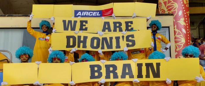 Dhoni's Brain_