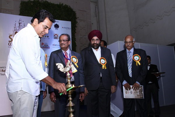 KTR Inaugurating the Shira Convention 2015