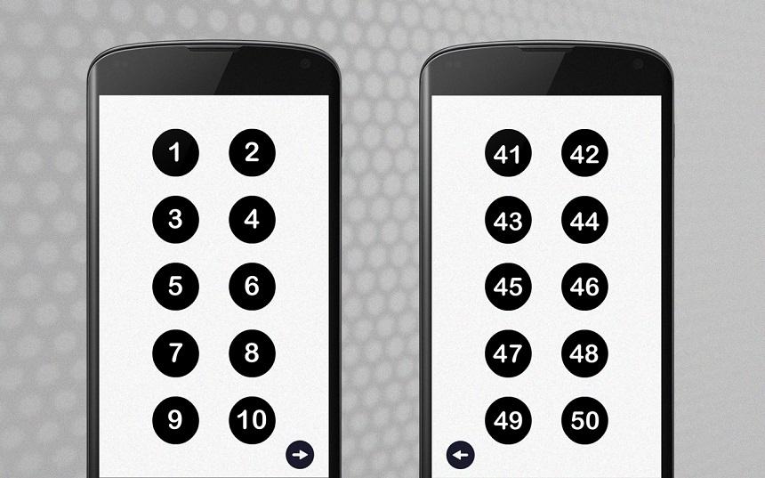 Fill_Dots_2_Game_Levels_Screenshot
