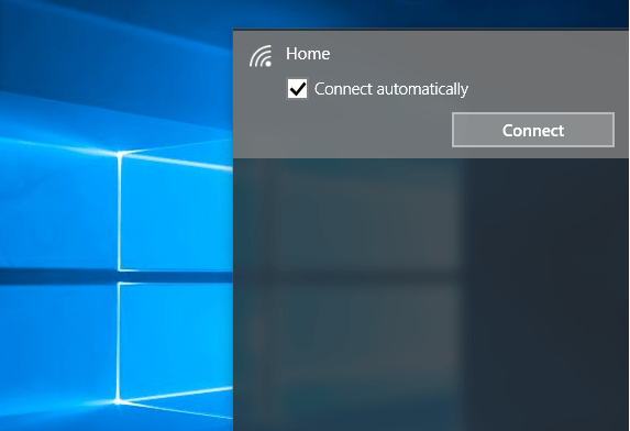 windows 10 cannot connect to wifi