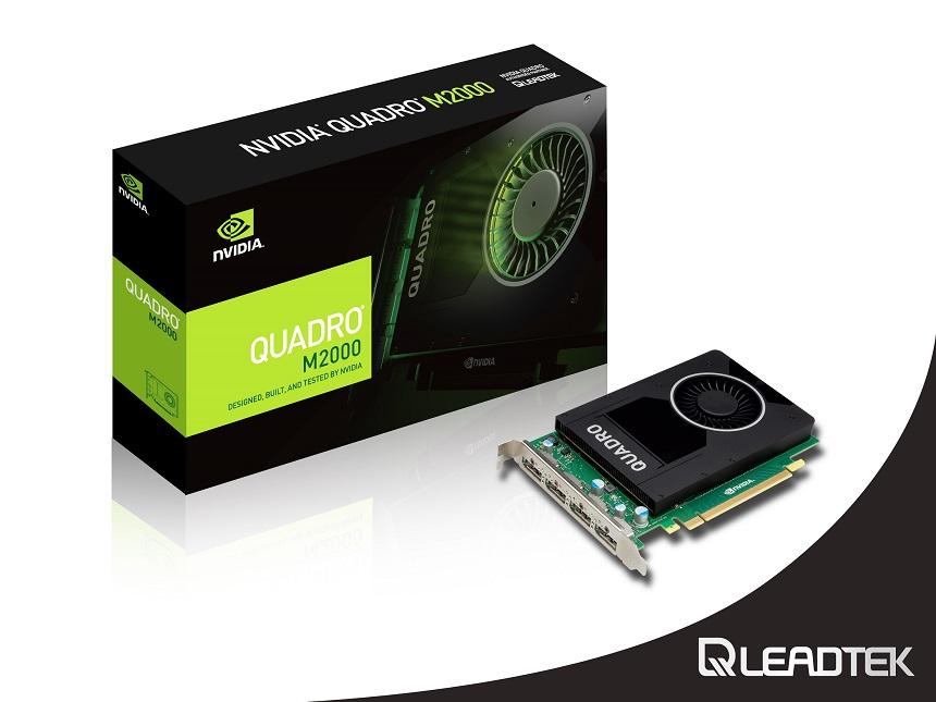Leadtek Nvidia Quadro M2000