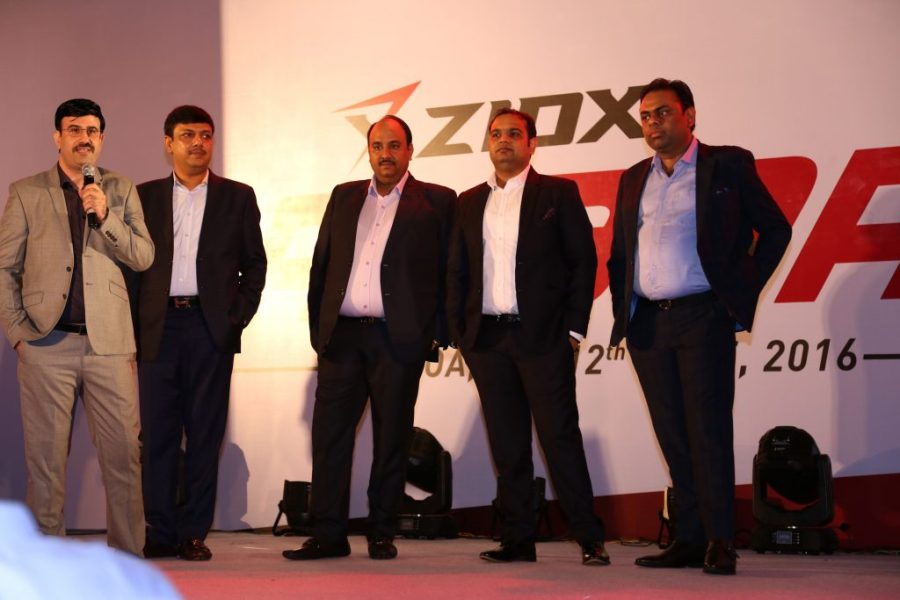 Ziox Mobile_Core team