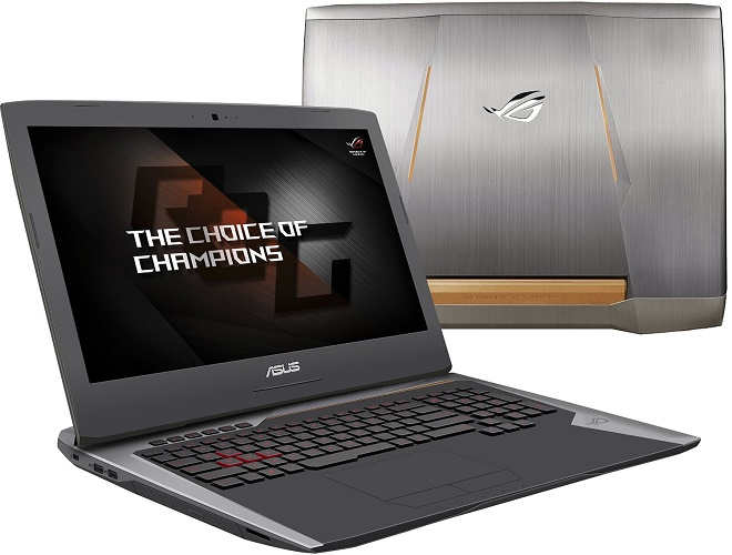 ASUS ROG ROG G752VY-DH78K Gaming Laptop