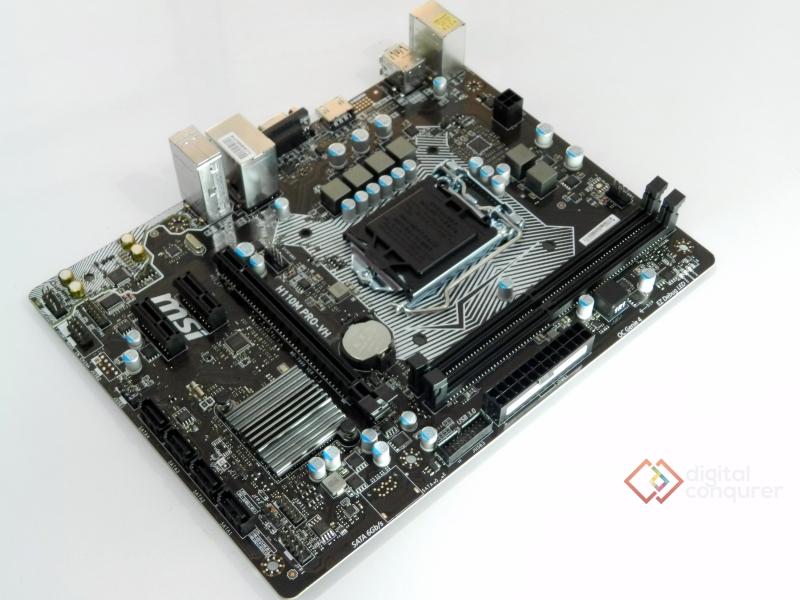 MSI H110M Pro VH