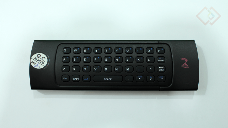 noble skiodo 32-inch tv keyboard