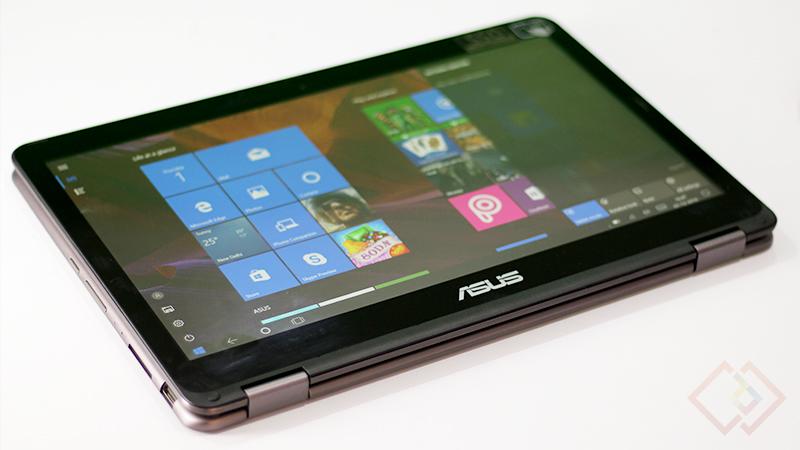 zenbook flip ux360ca review