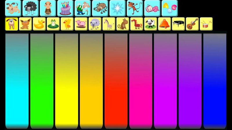 Baby Learning Games - Kids Piano