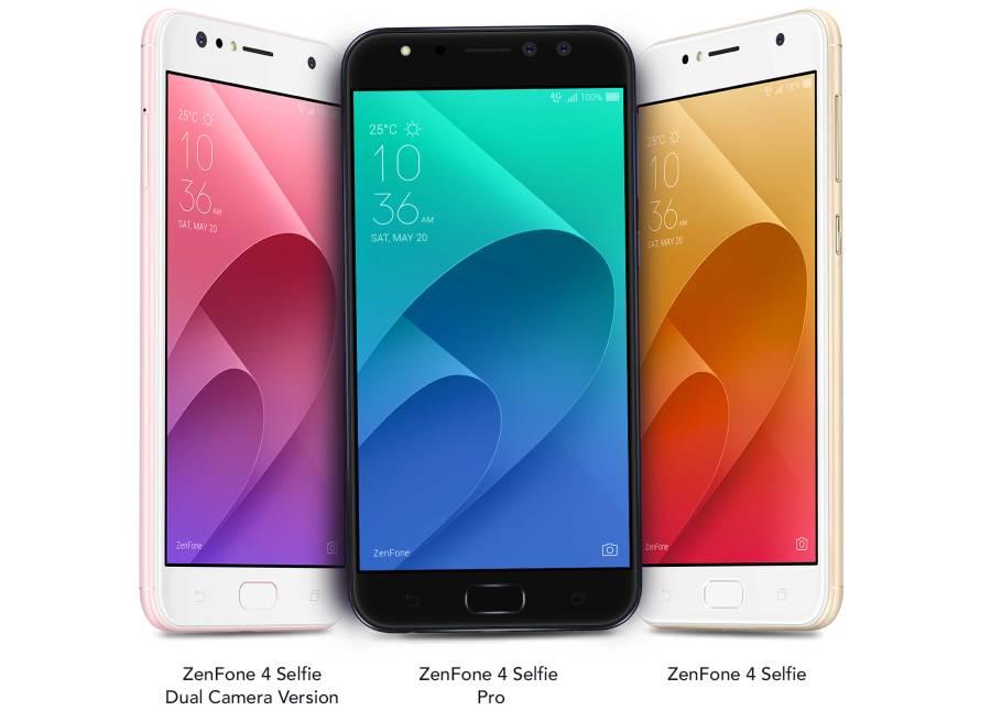 ASUS Zenfone 4 Selfie Series