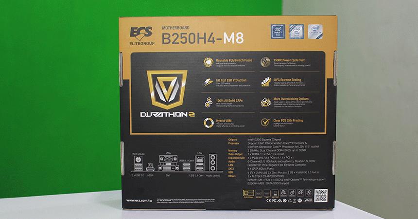 ECS B250H4-M8 Motherboard Review | Digital Conqueror