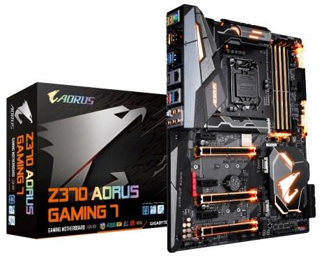 Gigabyte Z370 Aorus Motherboard