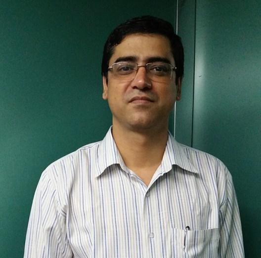 Manish Shrikhande, Dean, IIT Roorkee