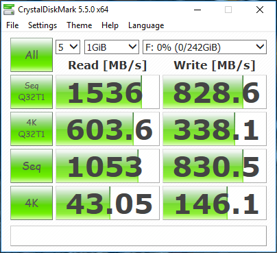 wd ssd speed