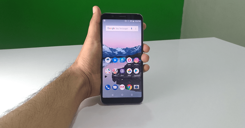 zenfone Max Pro m1 6 gb ram variant review