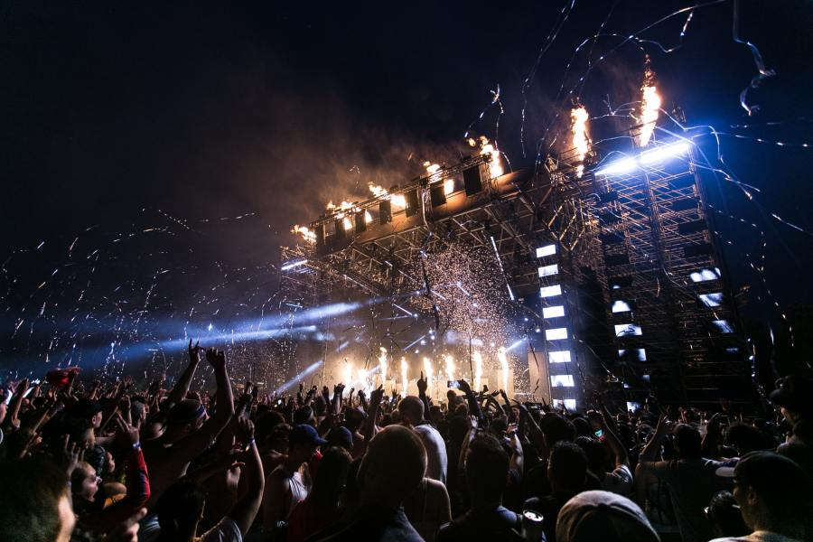 Large LED Screens for Concerts and Festivals: Its Usage and