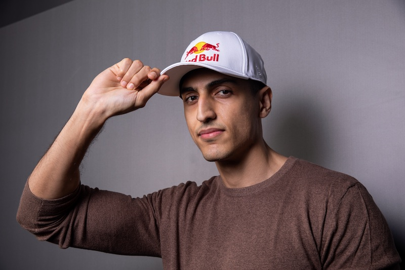 "Ankit ""V3nom"" Panth,( Red Bull Athlete and Pro Gamer"