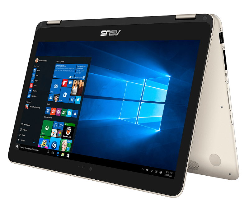 ASUS ZenBook Flip UX360CA Now Available In India | Digital Conqueror