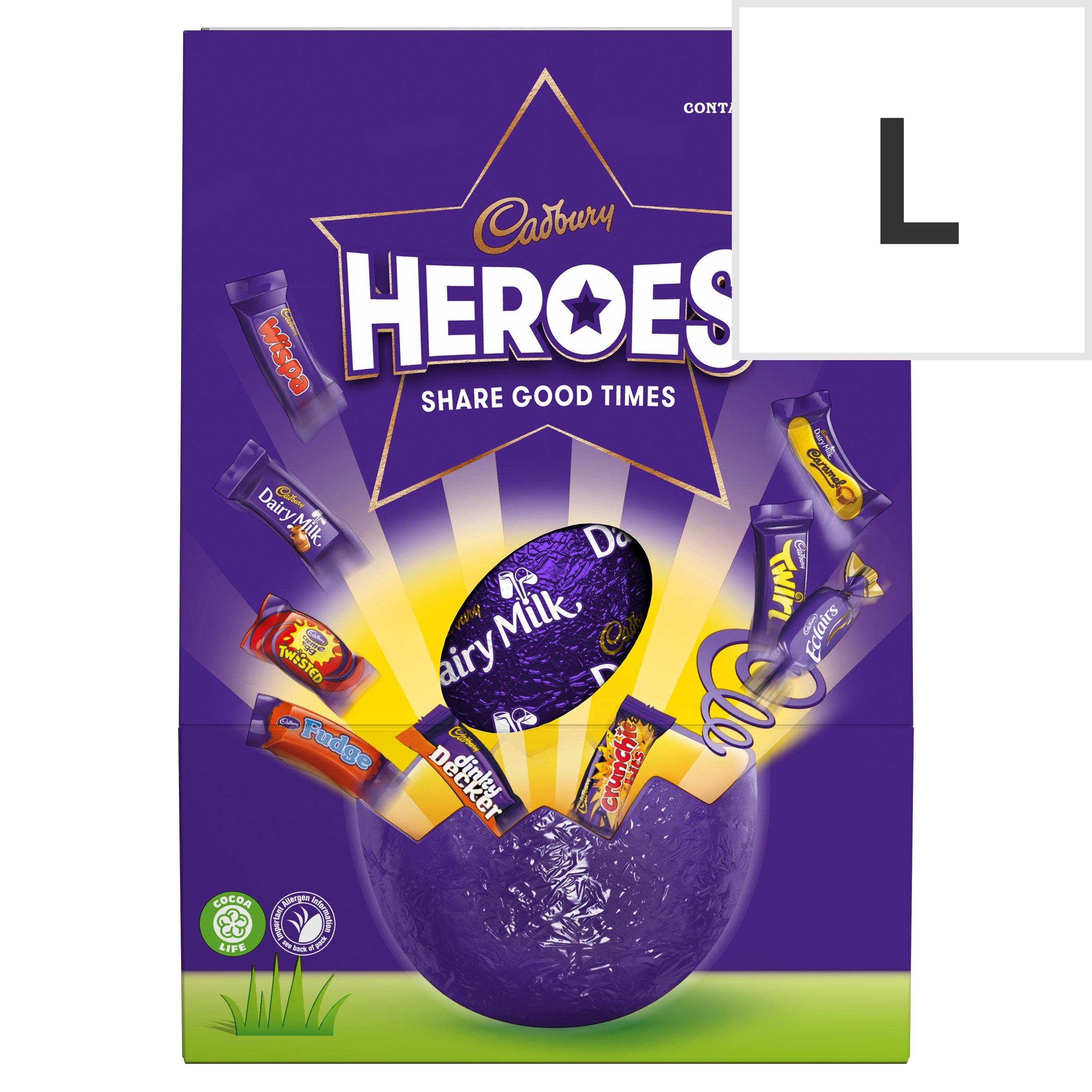 Cadbury Heroes Easter Egg 236G