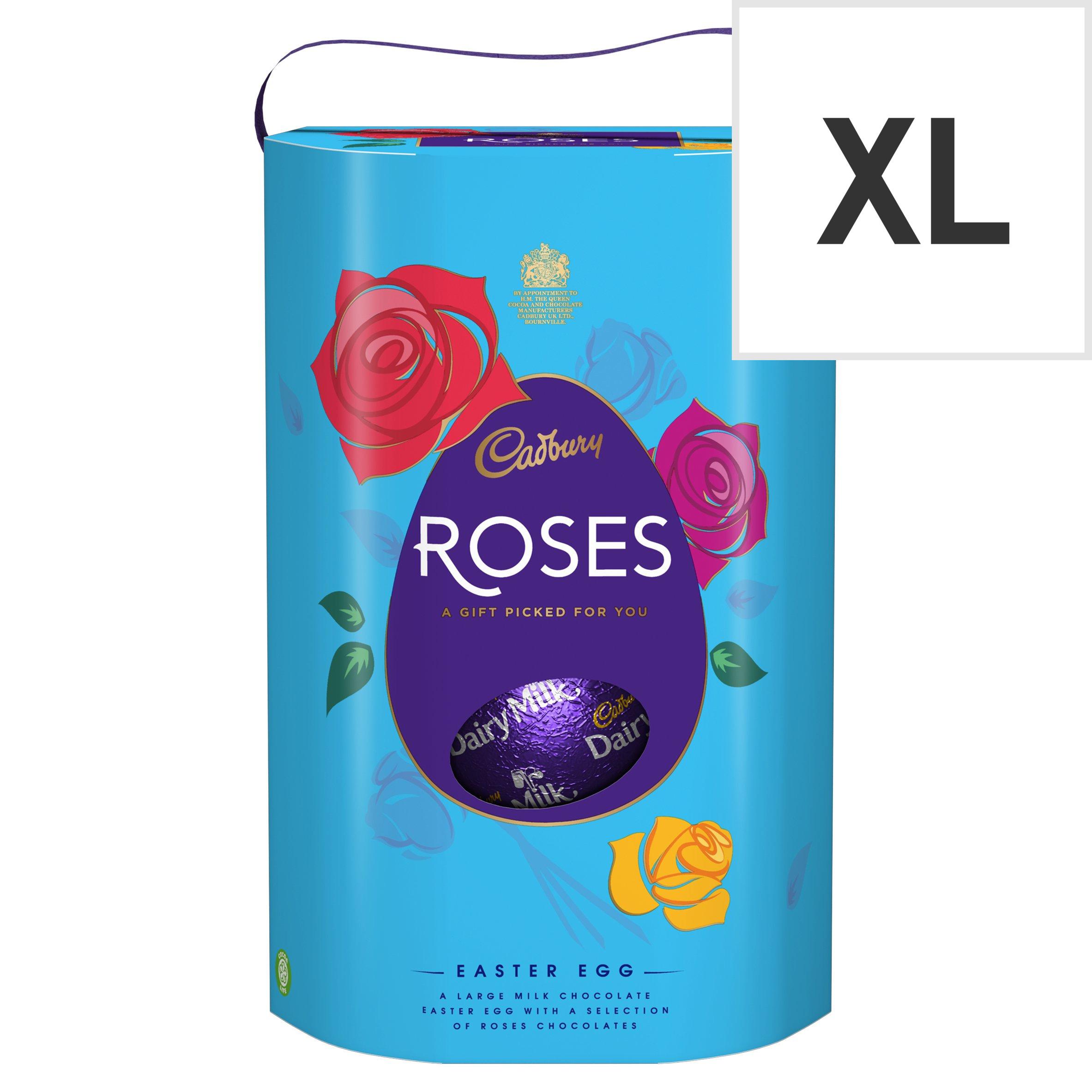 Cadbury Roses Easter Egg 255G
