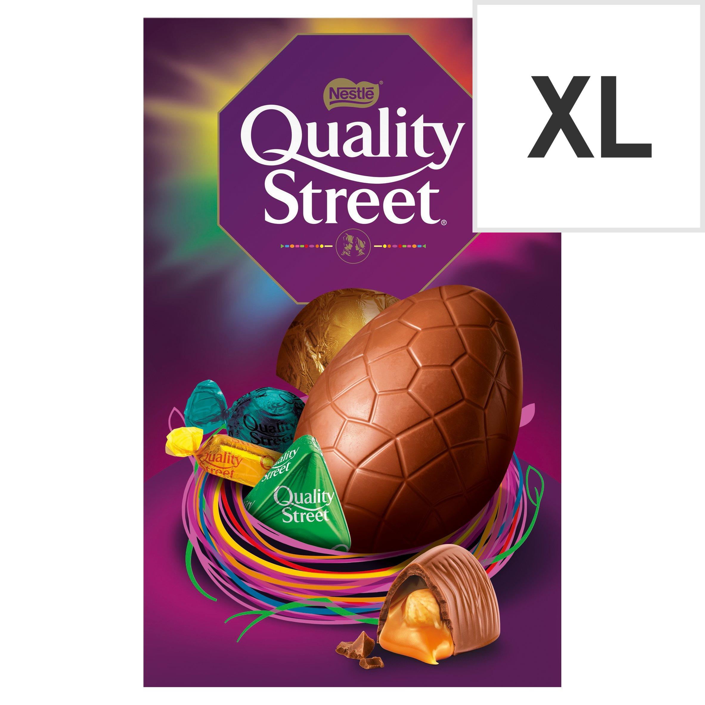 image 1 of Quality Street Milk Chocolate Giant Egg 311G