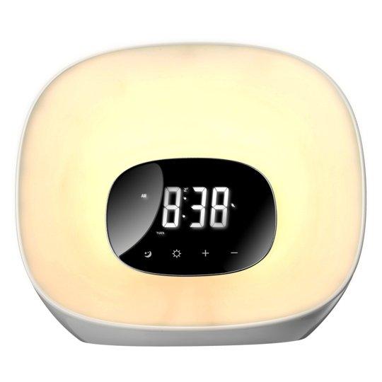 Groov E Wake Up Clock Radio Tesco