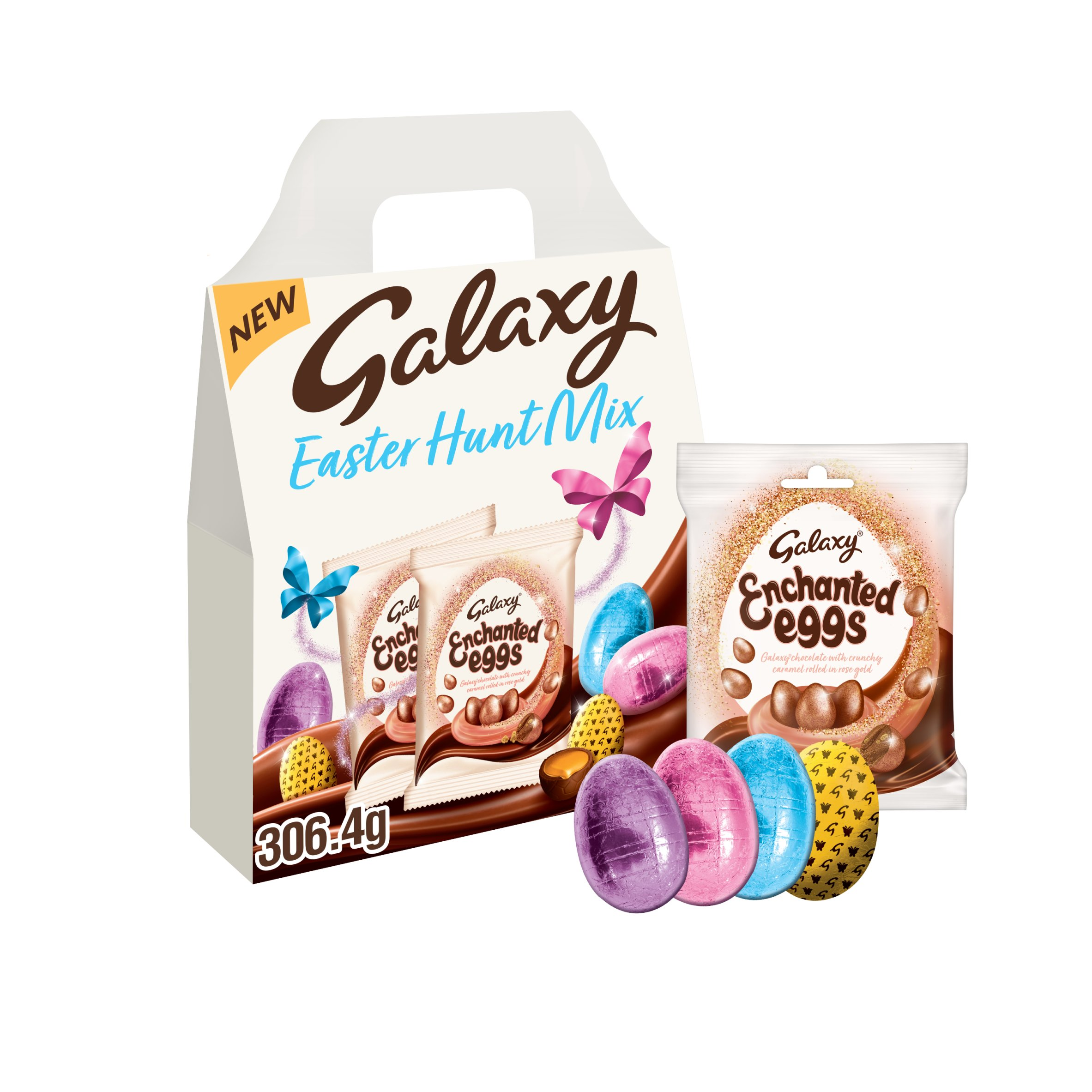 Galaxy Chocolate Easter Hunt Mix 306.4G