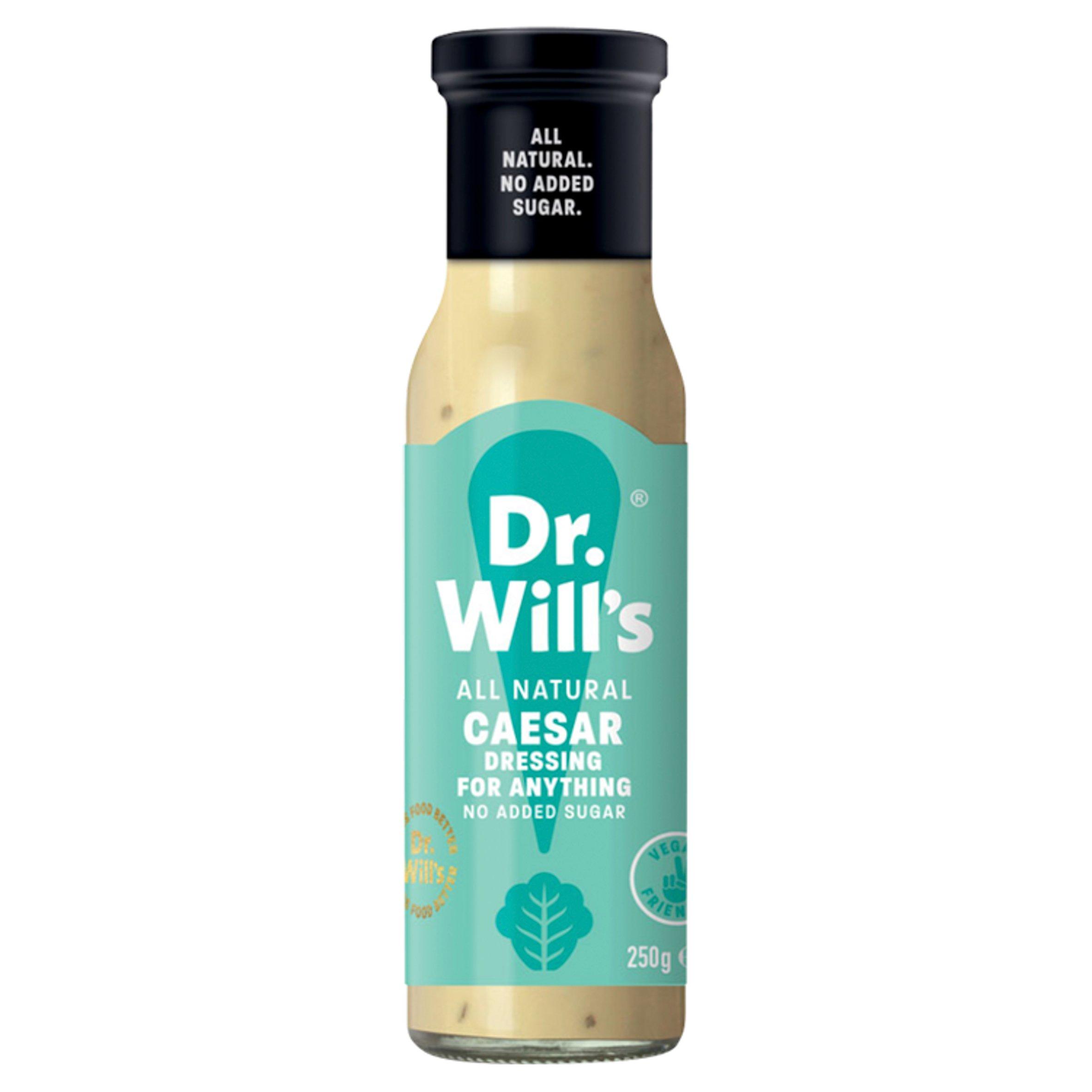 Dr. Will's Vegan Caesar Dressing 250G