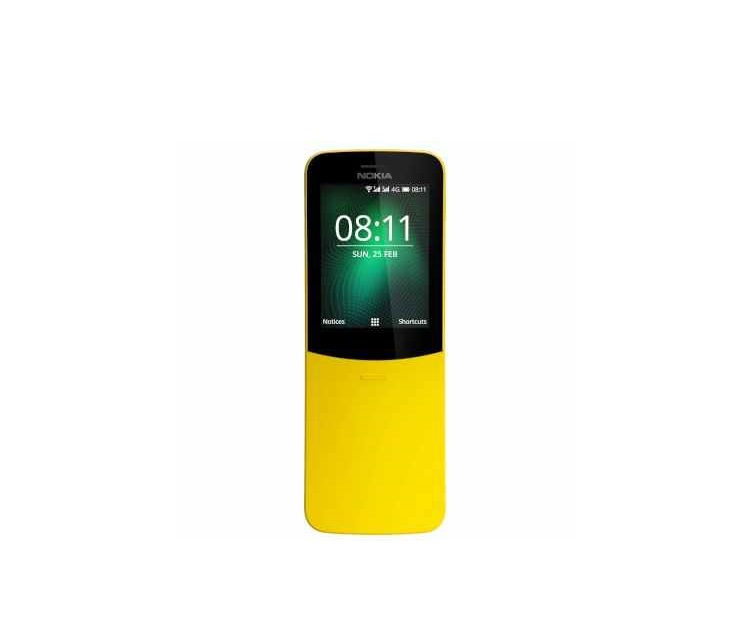 NOKIA 8110 4G DS YELLOW