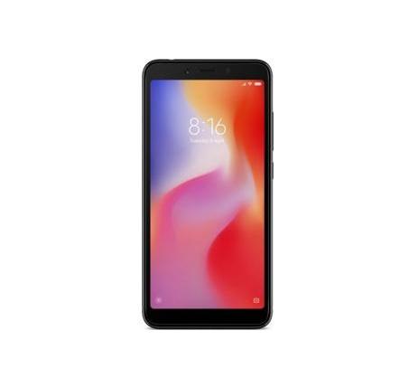 Xiaomi Redmi 6A Dual Sim 2GB/32GB  BLACK EU