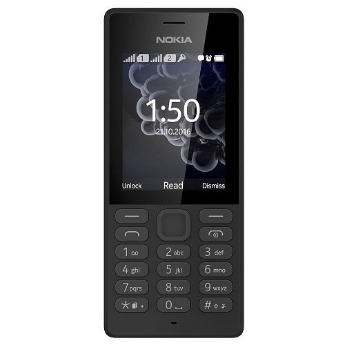 Nokia 150 DS Κινητό Μαύρο