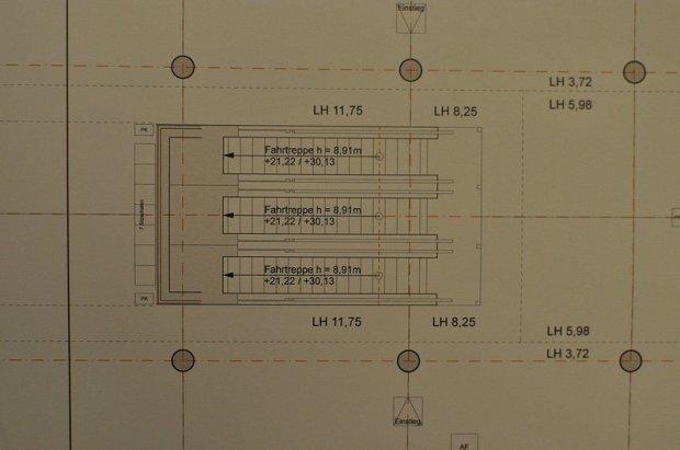 Unter den Linden Bauplan