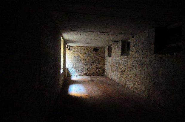 An Empty Cellar Room