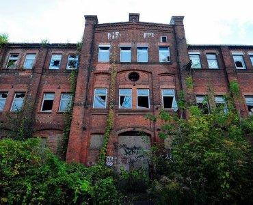 The Rewatex Factory in Spindlersfeld, Berlin, Germany