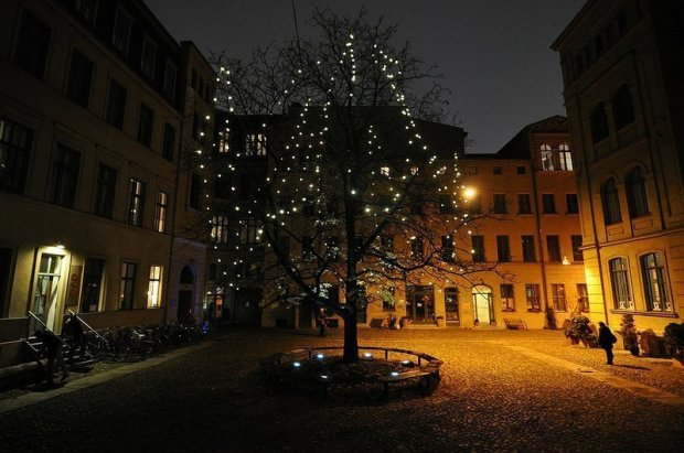 Courtyard of the Kunsthof