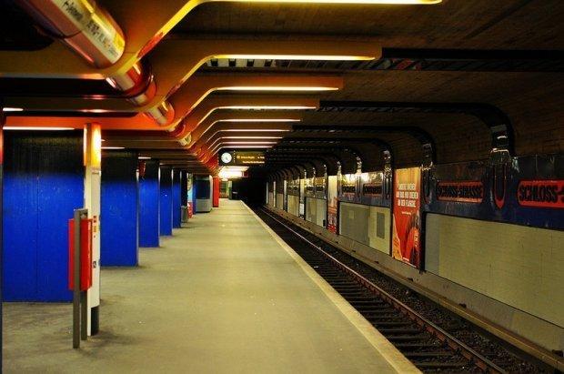 Schloßstraße ubahn station berlin