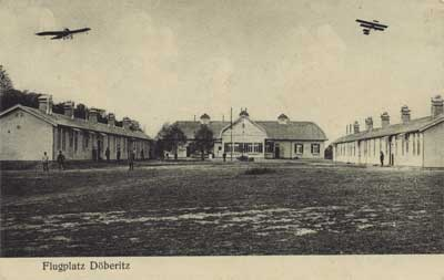 1915 Doeberitz Airbase germany